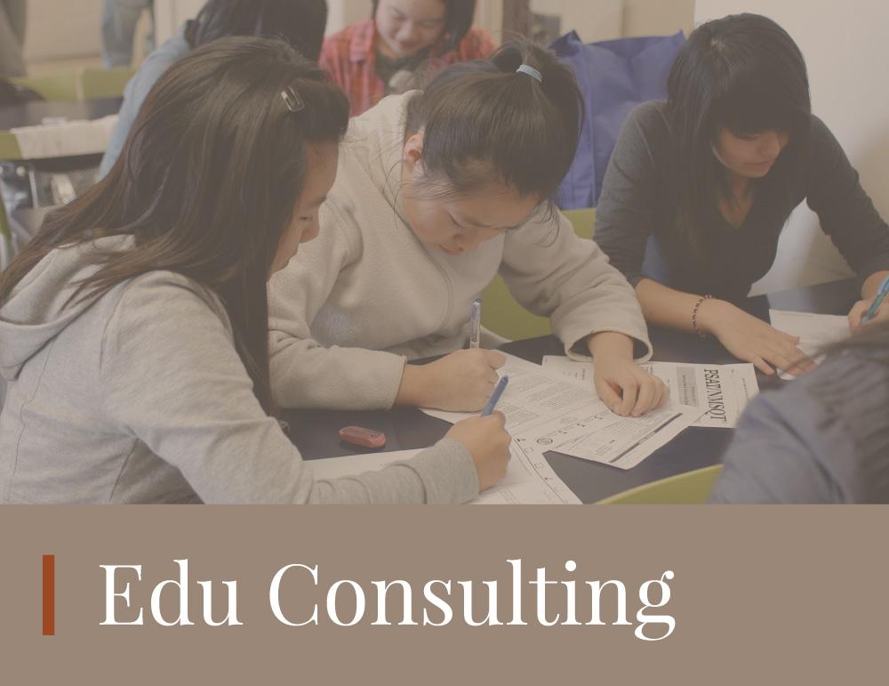Edu Consulting